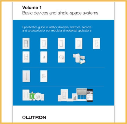 Updated Lutron product catalog