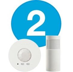 Choose a wireless occupancy/vacancy sensor